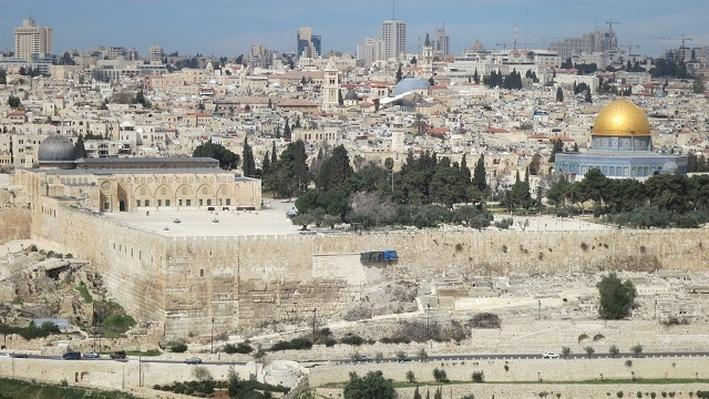 Jerusalem's Temple Mount | Time Scanners: Jerusalem: Chapter 1