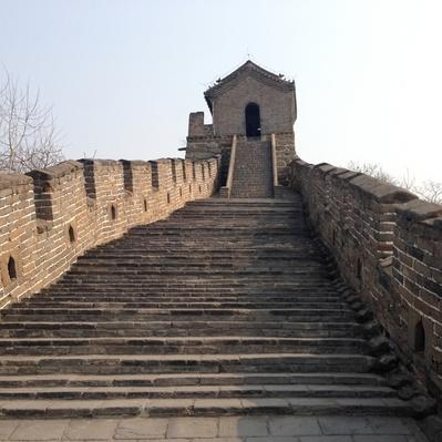 The Mutianyu Great Wall Tower
