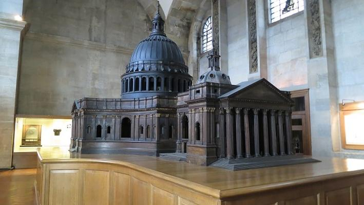 The Great Model of St. Paul's Cathedral | Time Scanners: St. Paul's Cathedral: Chapter 3