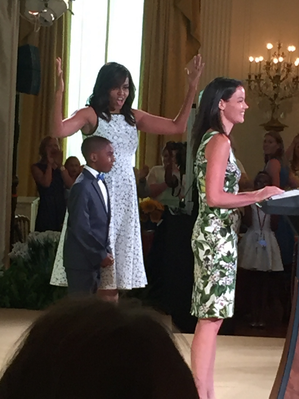Kids' State Dinner 2016 speakers