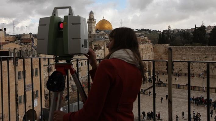 Inside Herodium | Time Scanners: Jerusalem: Chapter 3