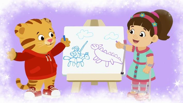 In So Many Ways, We Are the Same | Daniel Tiger's Neighborhood