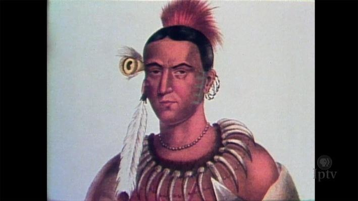 Image of a Native American male