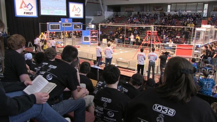 Indiana Robotics Competition