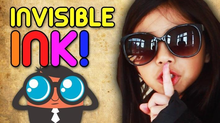 How to Make Invisible Ink | Full-Time Kid