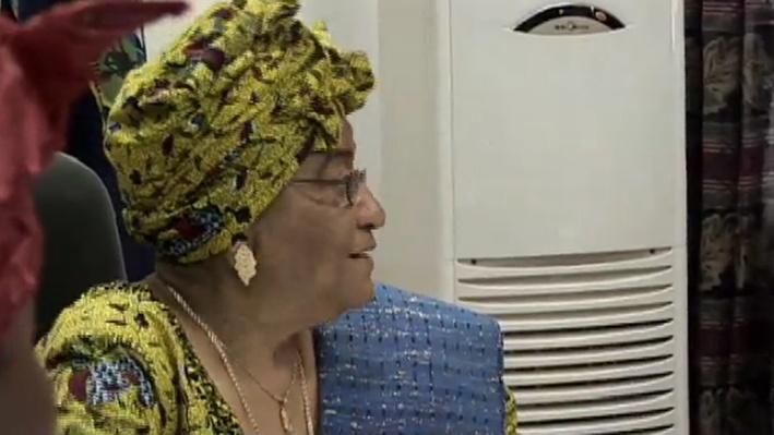Iron Ladies of Liberia | Film Module