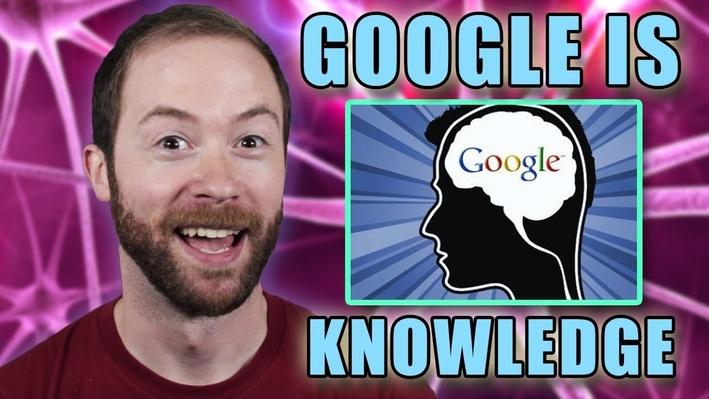 Is Google Knowledge? | PBS Idea Channel