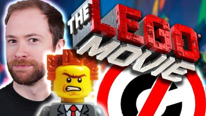 Is The LEGO Movie Anti-Copyright? | PBS Idea Channel