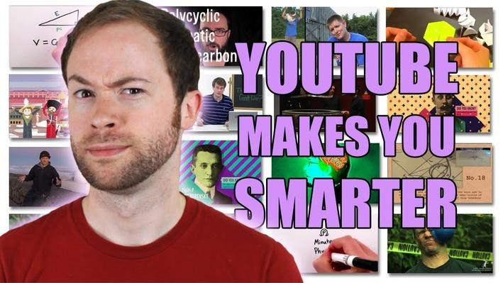 Is YouTube Making Us Smarter? | PBS Idea Channel
