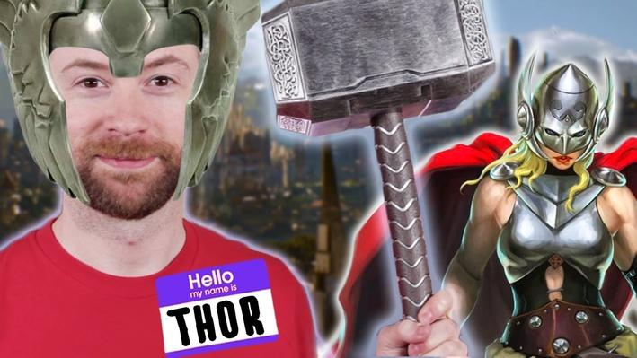 Is A Thor By Any Other Name Still Thor? | PBS Idea Channel
