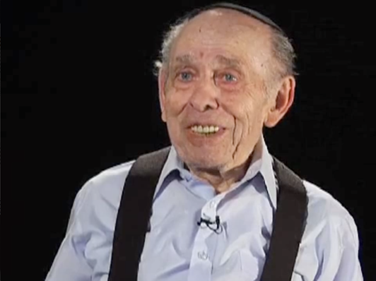 An Incredibly Close Call - Isaac Goodfriend | WWII: Holocaust Survivors