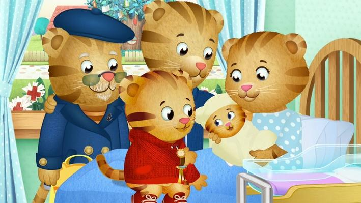 It\'s Time to Meet the New Baby! | Daniel Tiger\'s Neighborhood ...