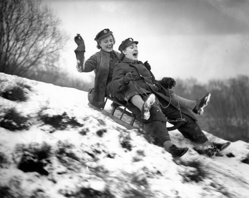 ATS Toboggan | World War II