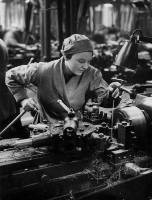 War Worker | World War II