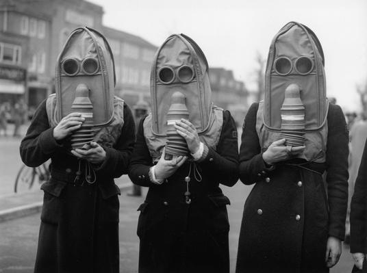 Gas Protection | World War II