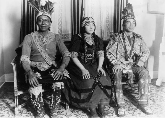 Occum's Family | Native American Civilizations | U.S. History