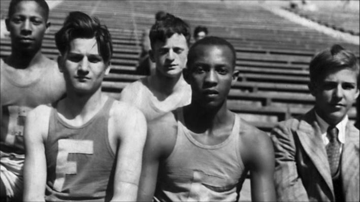 American Experience: Jesse Owens--Early Years
