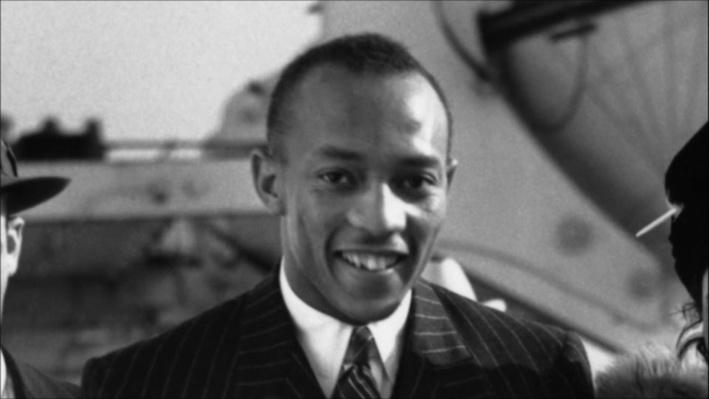 American Experience: Jesse Owens--Jesse Owens Wins 200 Meter Sprint and Relay