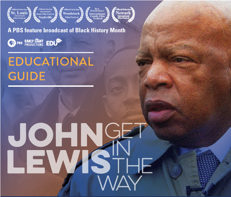 Educational Guide | John Lewis: Get in the Way