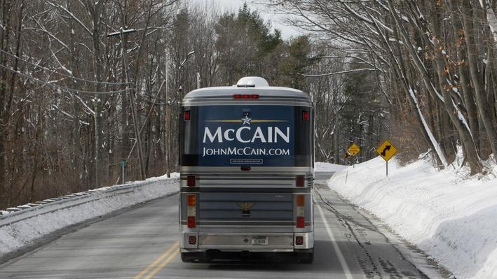 John McCain: Interactive Timeline