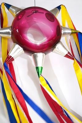 Jaime Guerrero's Glass Piñata | Craft in America
