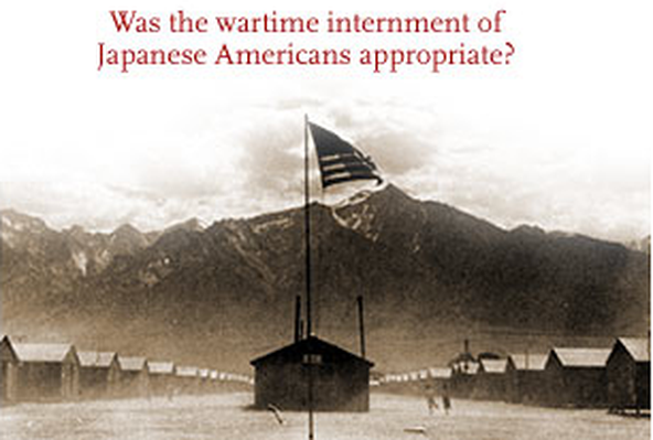 You Decide: Japanese American Internment?