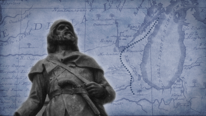 Louis Jolliet & Jacques Marquette | PBS World Explorers