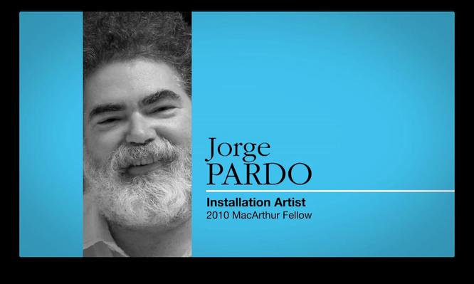 Jorge Pardo, Installation Artist | MacArthur Fellows Program