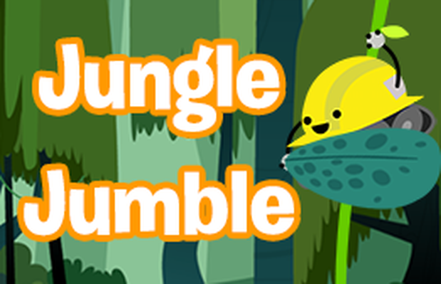 Jungle Jumble | The Electric Company