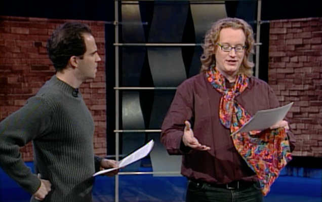 Neo-Classicism: Tartuffe Scene 2