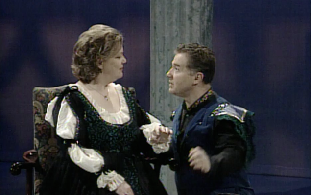 Scene from Much Ado About Nothing | Arts in the Renaissance