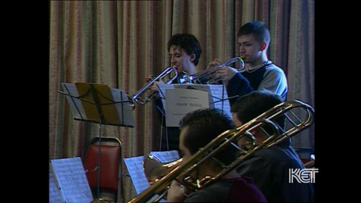 Behind the Scenes: KMEA All-State Jazz Ensemble 2001