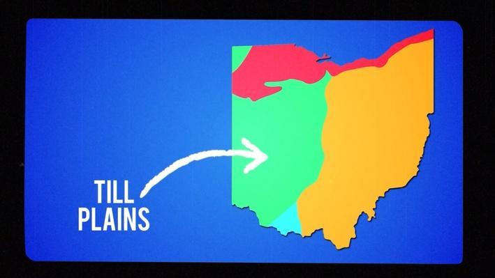 Know Ohio   Ohio's Till Plains