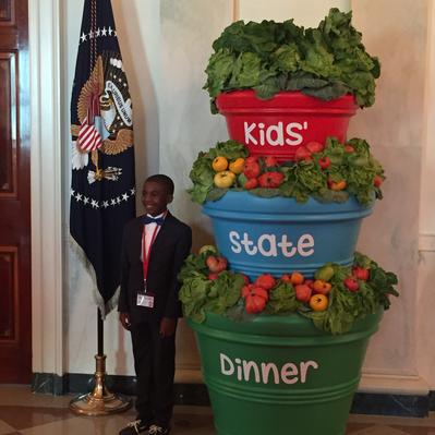 Kids' State Dinner 2016