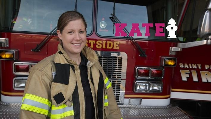 Kate Heckaman - Firefighter | Paramedic