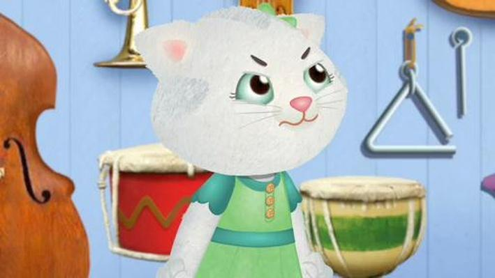 Katerina Gets Mad | Daniel Tiger's Neighborhood