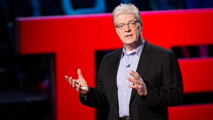 "TED Talks Education: ""Leadership Should Not be Command and Control"""