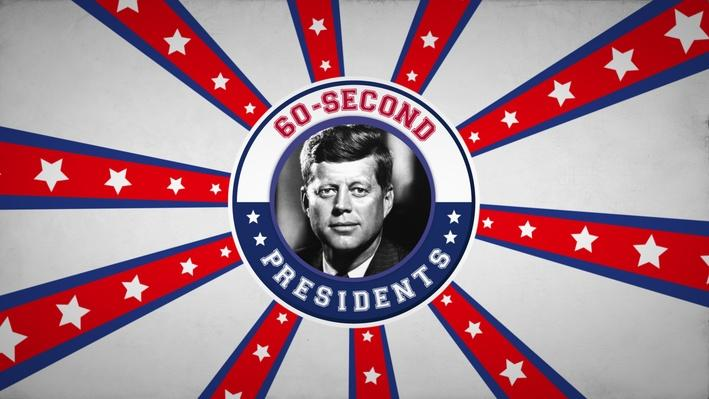 John F. Kennedy | 60-Second Presidents