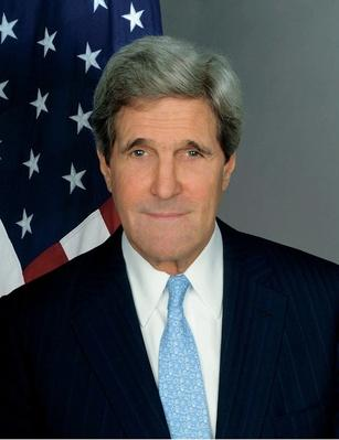 Secretary of State: John Kerry