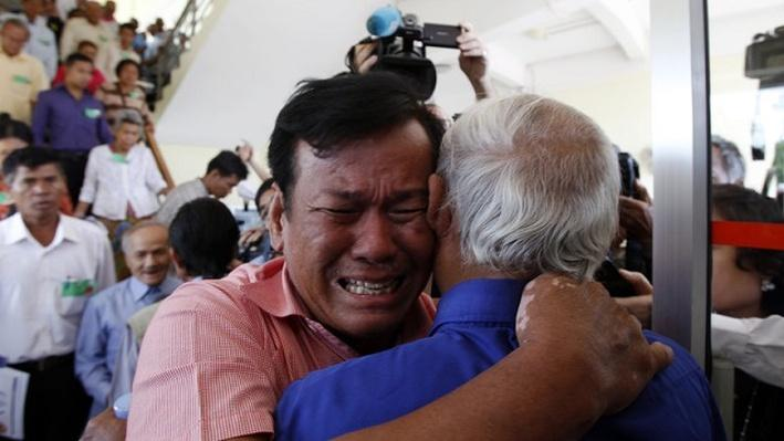 Khmer Rouge Leaders Found Guilty | NPR