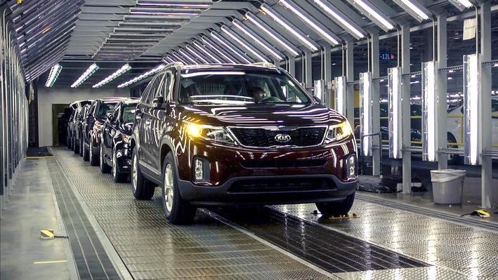 Fast Forward: KIA Motors Manufacturing Georgia