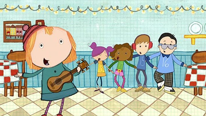 The Teens | Peg + Cat