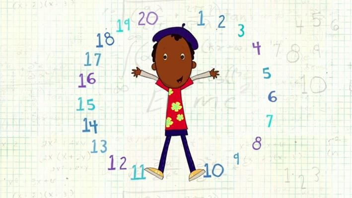 Ramone Shakes It Plenty…All The Way Up To Twenty | Peg + Cat