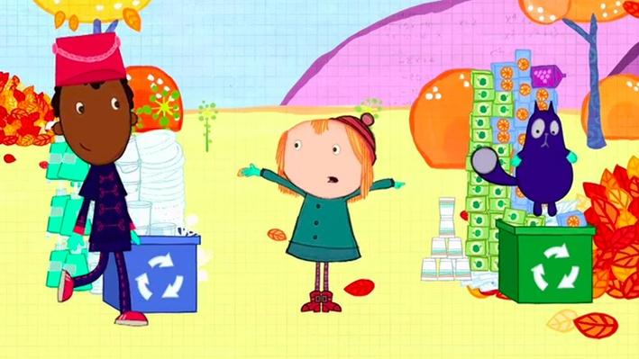 Peg and Cat Estimate | Peg + Cat