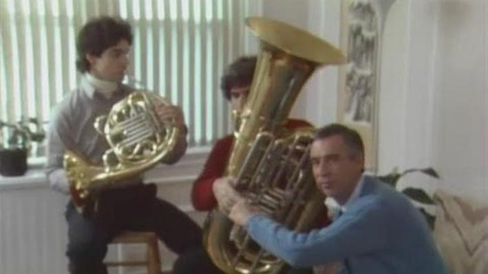 Brass Instruments and Playing with Bands | Mister Rogers' Neighborhood