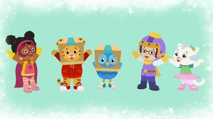 When You Pretend, You Can Be Anything Song | Daniel Tiger's Neighborhood