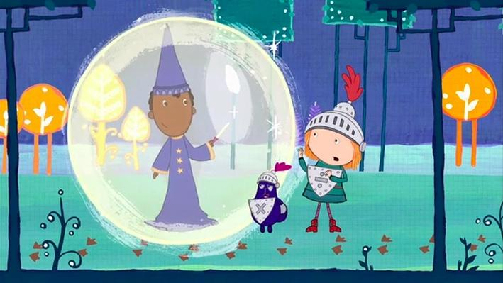 Magic Cylinder | Peg + Cat