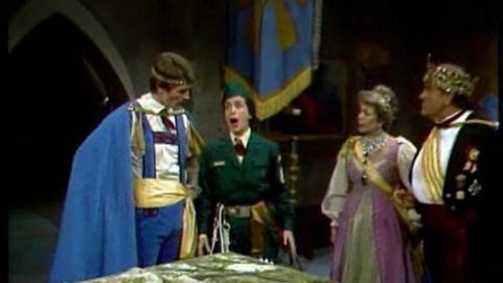 Spoon Mountain Opera | Mister Rogers' Neighborhood