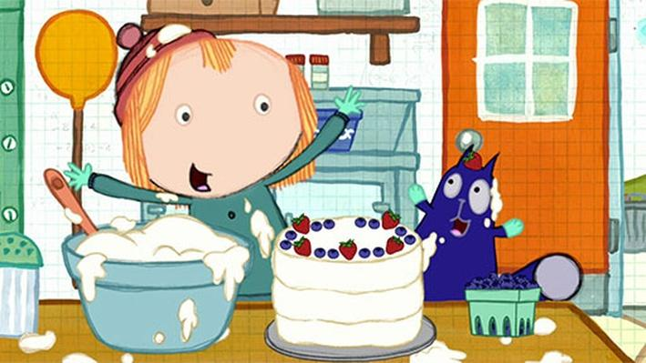 Cake Time | Peg + Cat