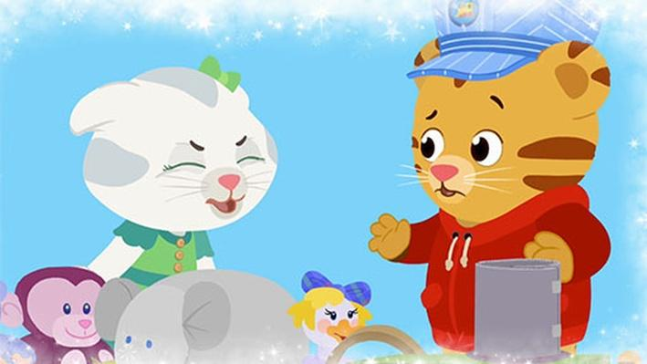 Use Your Words and Say How You Feel Song | Daniel Tiger's Neighborhood
